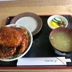 トンカツ 浅井 - 『ソースカツ丼』(800円)