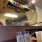 ティーズスタイル - 店内:ハローウィン!お水も美味しかったの!('13.10月にて)