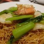 施家菜 - 海鮮焼きそばアップ