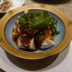 施家菜 - よだれ鶏1200円