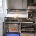 増田うどん - 大和製作所の製麺機です