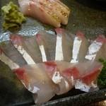 22104493 - 鯛の刺身