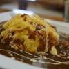 パパジアンドママジ - 料理写真:とろとろ牛スジ煮込みデミオムライス