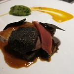 レストラン ラ フィネス - 料理写真:鳩♪