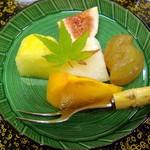 玉家 - 果物