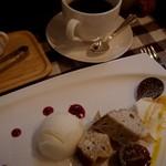 ビストロ アン ファミーユ - 本日のデザート