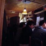 Cafe ざぶざぶ - カウンター席