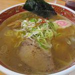 麺屋 朱雀 - あっさり昔風正油ラーメン