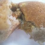 22107550 - 焼きカレーパン
