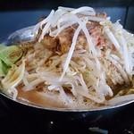 自家製麺キリンジ - ラーメン(並)