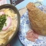 みかど - 親子うどん と いなり寿司