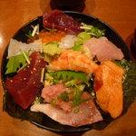 2211091 - 海鮮丼1.5