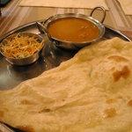 インド料理 ダルバール - チキンカレーランチ