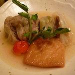 雪月花 神田川 - ☆さっそく…しあわせのロールキャベツから食べましょう☆