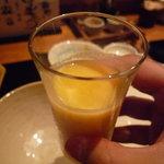 雪月花 神田川 - ☆この健康ジュースで午後も頑張るぞぉ\(~o~)/☆