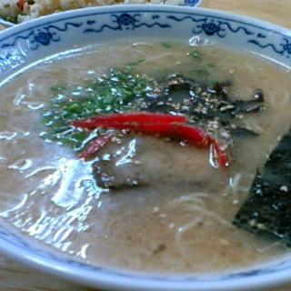 千馬 - 料理写真:ラーメン