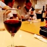 ウチョウテン - 赤ワインの向こうにオカマの人生がみえる。。。(笑)