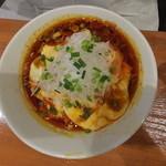 担々麺 ほおずき - 酸辣湯麺