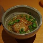 22112562 - 京芋の蟹あんかけ