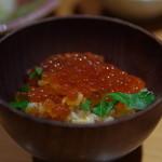 和味 大輔 - 秋鮭といくらの親子丼