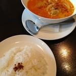 インドネシア料理スラバヤ - ジャワカレー。