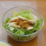 天鳳 - バンバンジーサラダ