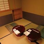 たか田八祥 - 本店 客室1
