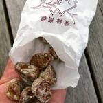 熊岡菓子店 - 「石パン」100g150円