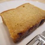 マウント・バーノンの風 - パウンドケーキ(黒糖泡盛)