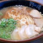 劉備 - 中華そば(麺固め)