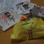 お菓子のふじ - 料理写真:夕張銘菓