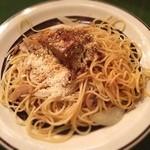 ボラーチョ - スパゲッティ ボラーチョ