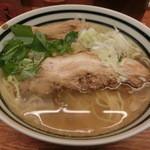 22119120 - 和風柚子柳麺700円