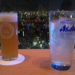22119297 - 地ビール(600円)&レモンサワー(600円)
