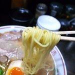 金久右衛門 - 麺リフト~