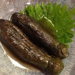 正寿司 - 茄子の煮浸し