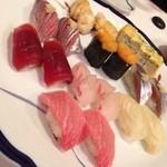 正寿司 - お任せ握り