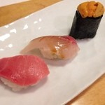正寿司 - 追加握り