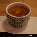 正寿司 - うにの茶碗蒸し