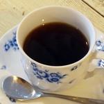 カプリカフェ - コーヒーも美味しかった♪