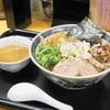 龍月 - 料理写真:2013.10 あえそば(700円)並盛りが700円、中盛りは800円