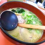 竹家ラーメン - みそラーメン600円
