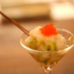 串焼市場 江戸善 - 料理写真:当店では添加物を使わず、一個一個手作りの料理を串焼で表現しています!創作メニューが多数あり、話題はつきません。