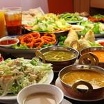 SAPNA - 料理写真:各種ご宴会承ります!