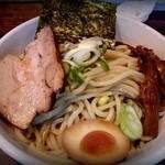 22127387 - 濃魚つけ麺 ¥750-