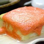 髙匠 - トーフ明太子チーズ焼き