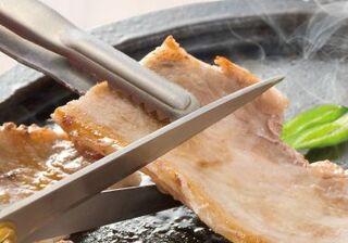 韓国屋台 豚大門市場 - こだわりのサムギョプサル♪熱々をお召し上がり下さい。