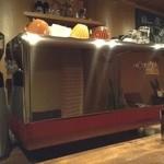 Cafe Bar RITORNO - 料理写真:エスプレッソマシンのフェラーリと言われるチンバリ