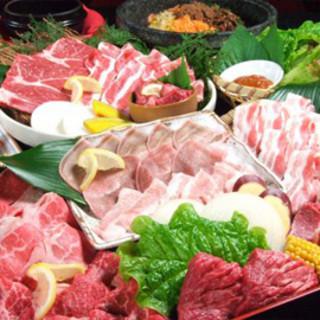 70種2400円or国産牛109種3700円◆選べる食べ放題