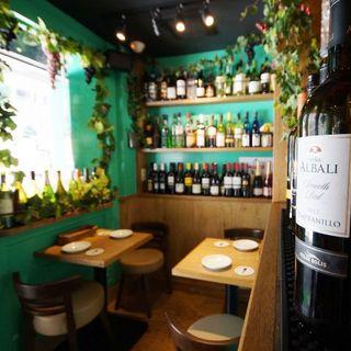 ワイン食堂ならではの充実のラインナップ♪
